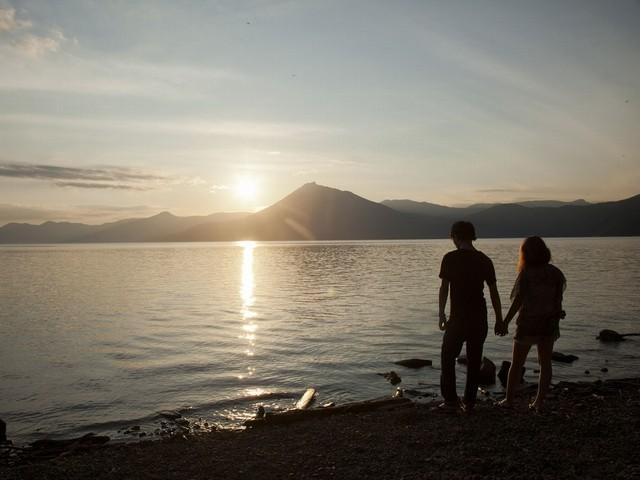 支笏湖イメージ
