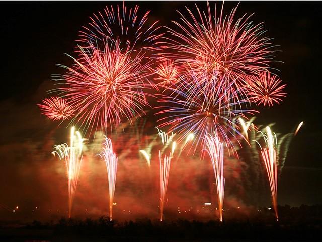 北海道 勝毎十勝花火大会