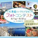 【結果発表】第1回フォトコンテスト-北海道に行きたくなる写真-