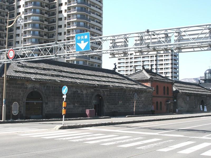 小樽 舊小樽倉庫