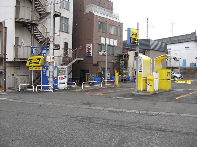 駐車場 小樽駅近隣1