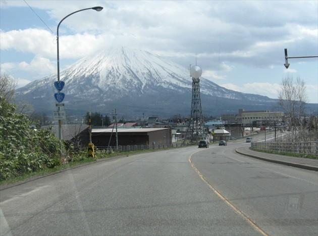 札幌~ニセコドライブルート