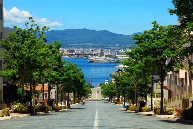 函館から小樽へドライブ♪