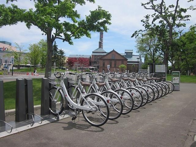 ポロクル|札幌サイクリングイメージ