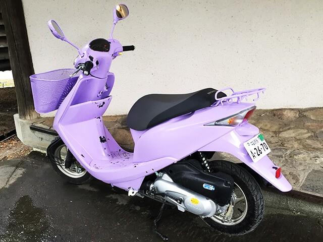 ファーム富田 バイク