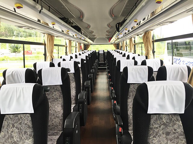 北海道中央バス 車体2