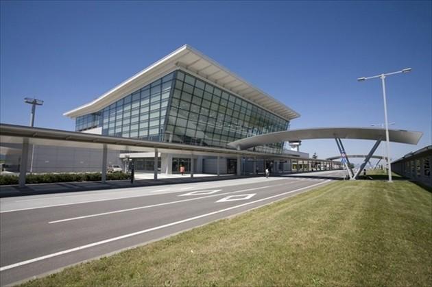 旭川空港外観 イメージ