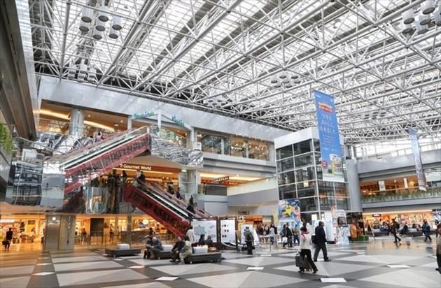 新千歳空港内 イメージ