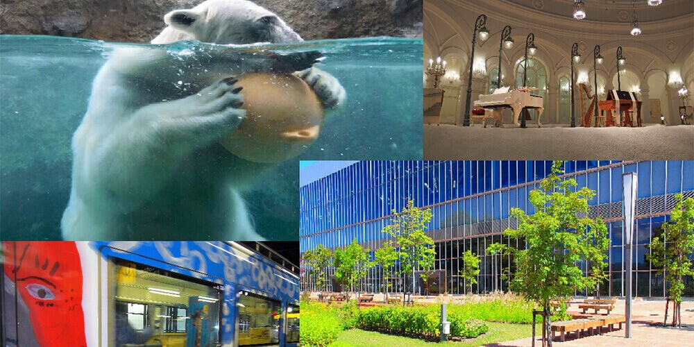 Asahiyama Zoo and others
