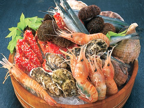 釧路市海産物