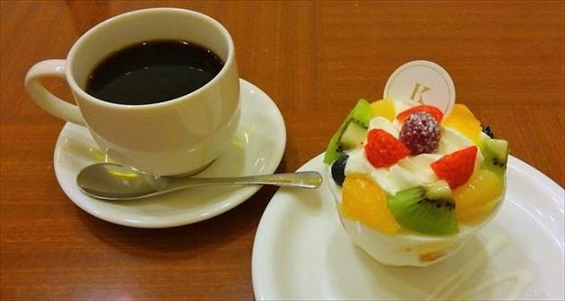 Kinotoya Fruite cupcake