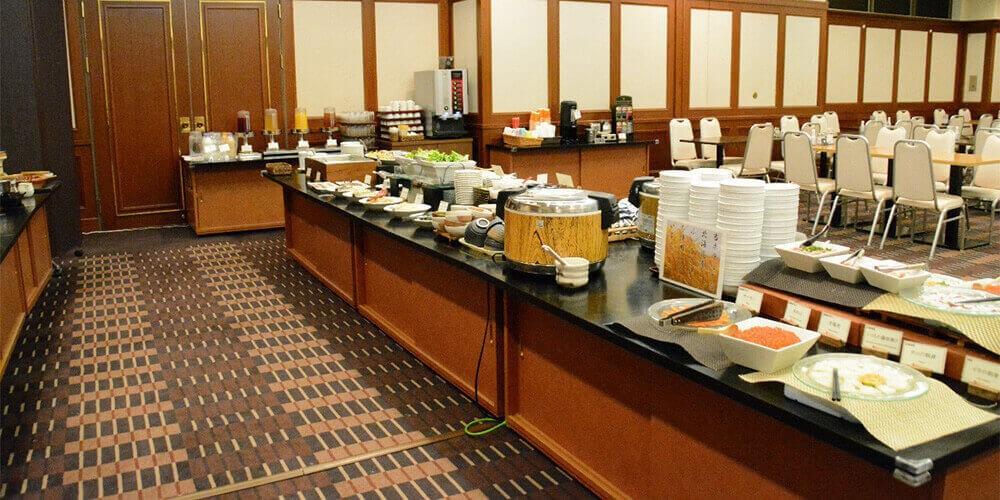 函館グランドホテル 朝食