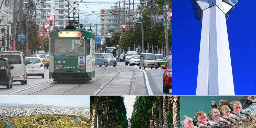 Glimpses of Hakodate