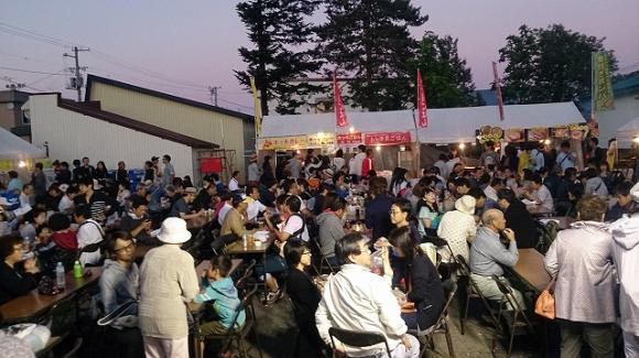 沼田町夜行あんどん祭り