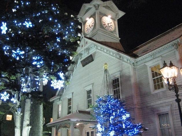 札幌市時計台 外観イメージ