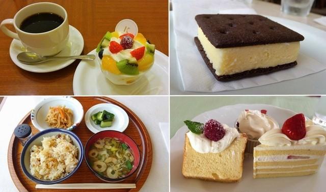 Hokkaido sweets shops
