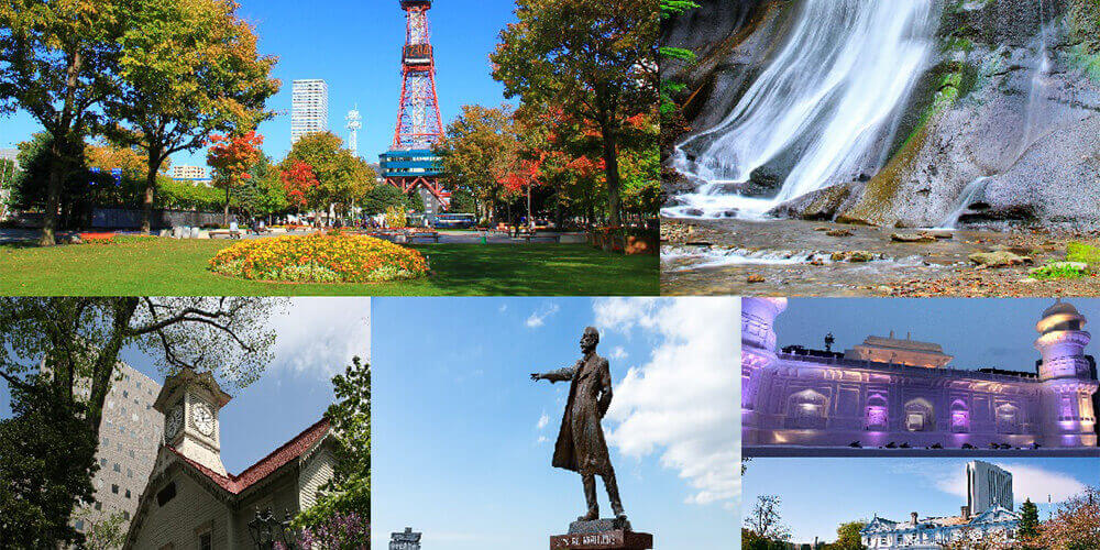 First time in Hokkaido? Your 10 must-see destinations!