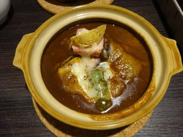 土鍋チーズデミシチュー