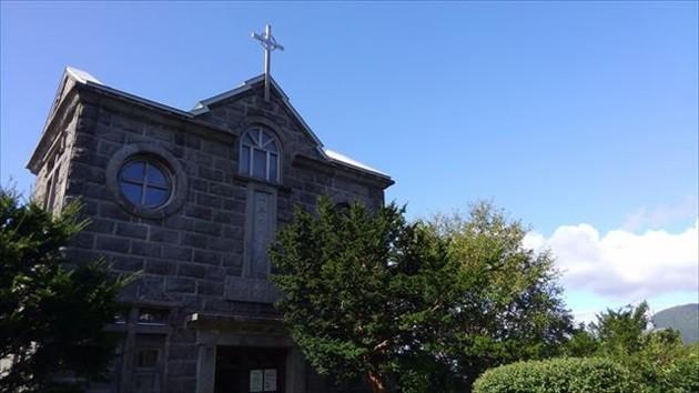 バチラー夫妻記念教会堂