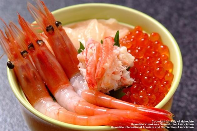 函館魚介類 イメージ