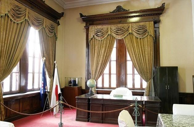 北海道庁旧本庁舎 記念室