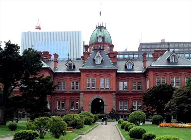 北海道庁旧本庁舎 外観イメージ