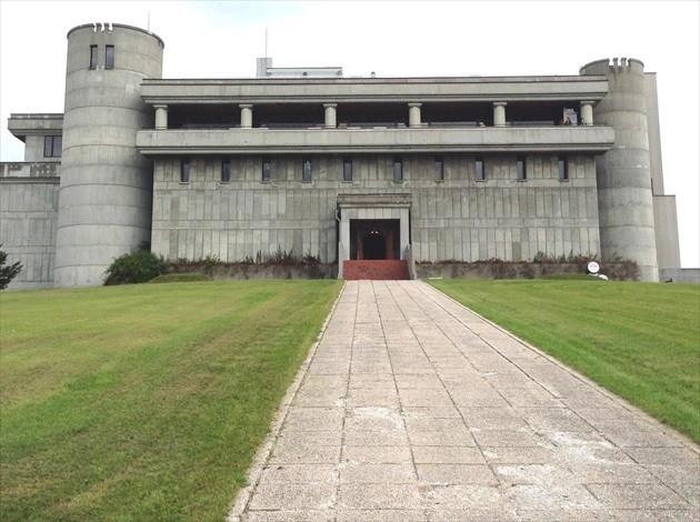 池田ワイン城 外観イメージ