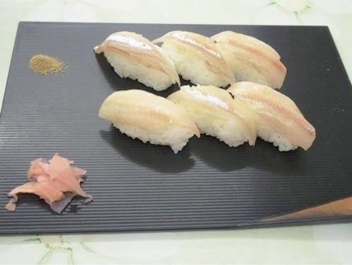 むかわ町 ししゃも寿司