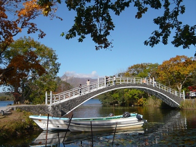 湖月橋全景