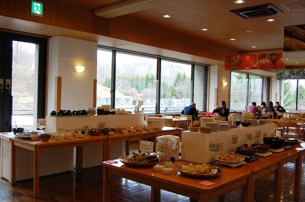 札幌芸術の森 ごちそうキッチン 畑のはる内観