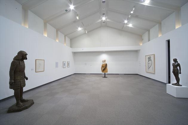 札幌芸術の森 展示室