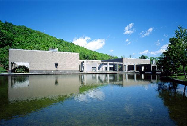 札幌芸術の森 外観