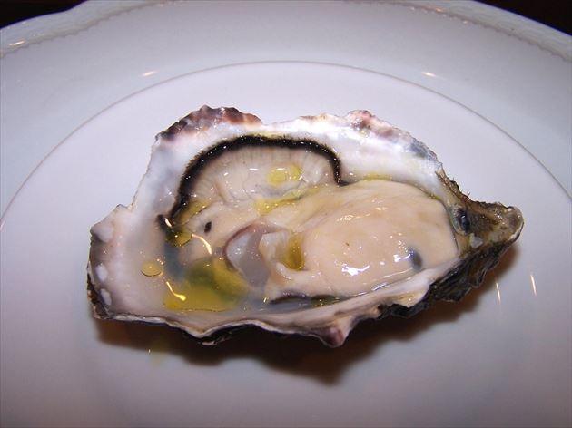 北海道サロマ湖産牡蠣