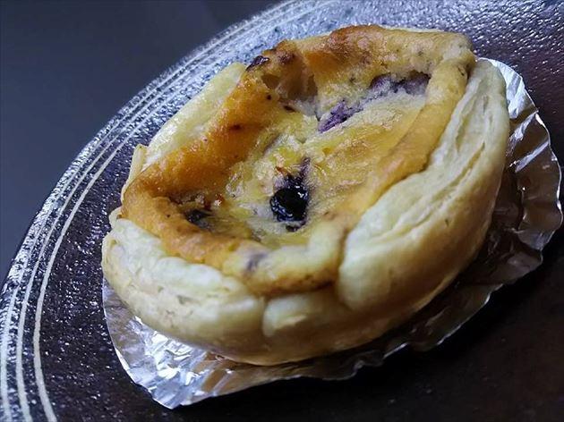 クリームチーズのパイ