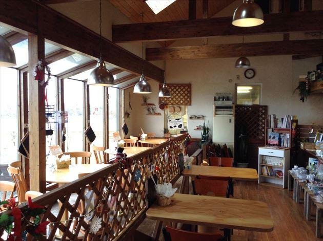 ファームデザインズ 浜中町本店 レストラン