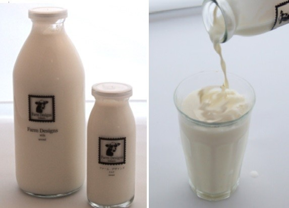ファームデザインズ  牛乳