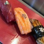 立ち食い寿司で楽しい時間♪小樽 伊勢鮨駅中店に行ってきました!