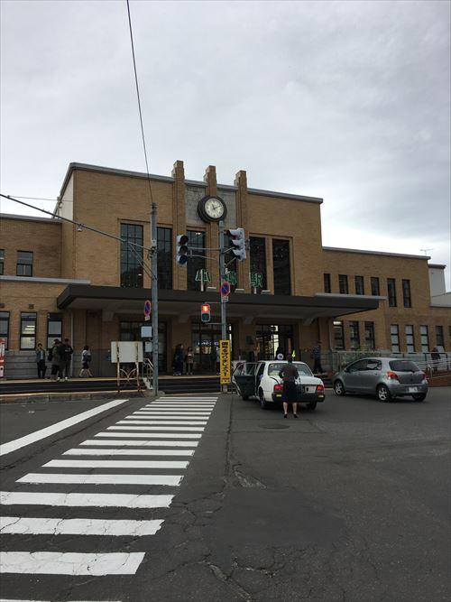 JR小樽駅 イメージ