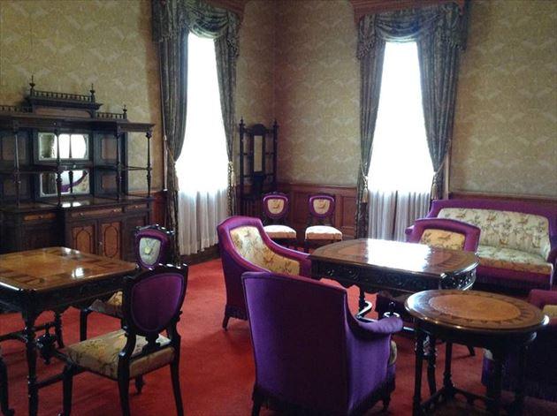 旧函館区公会堂 貴賓室