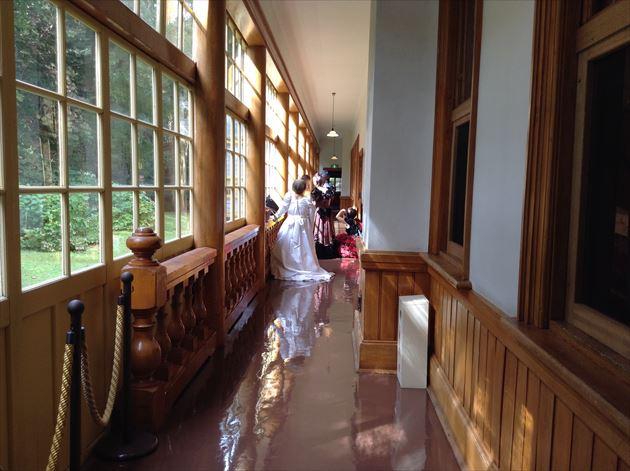 旧函館区公会堂 旧函館区公会堂 ハイカラ衣裳館