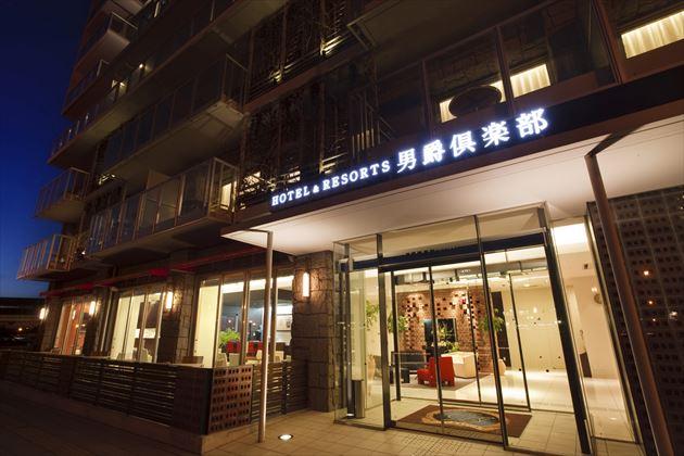 HAKODATE男爵倶楽部 HOTEL&RESORTS外観イメージ