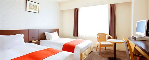 ホテルWBFグランデ函館 客室イメージ