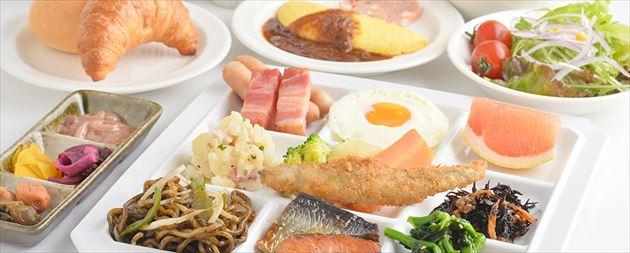ホテルWBFグランデ函館 朝食ブッフェイメージ