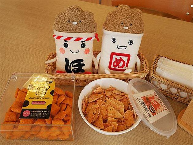 福太郎 お菓子イメージ