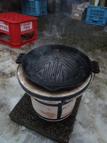 ジン鍋アートミュージアム 火鉢