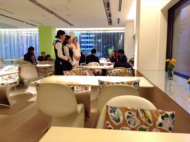 六花亭 帯広本店 喫茶室サプライズ