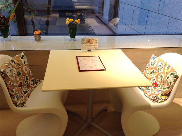 六花亭 帯広本店 喫茶室イメージ