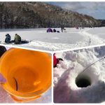 手ぶらでOK!大沼・じゅんさい沼で楽しむ氷上ワカサギ釣り【体験レポ】