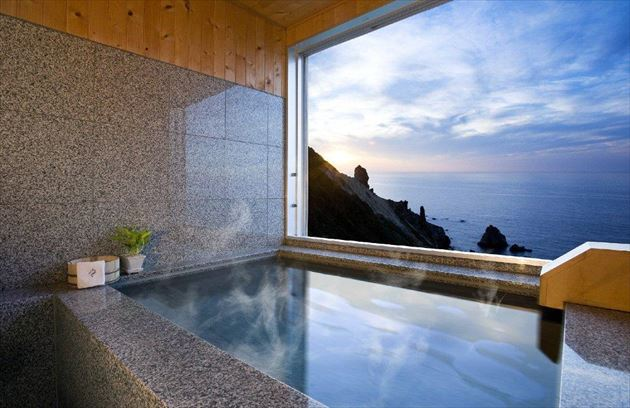 ホテルノイシュロス小樽お風呂イメージ