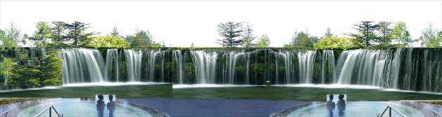 温泉大浴場「湯楽」